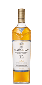 The Macallan 12 Year Old Triple Cask Matured