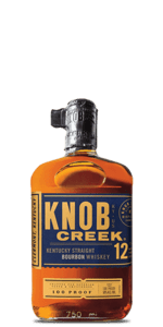 Knob Creek 12 Year Old Bourbon