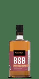 Heritage Distilling BSB Brown Sugar Bourbon