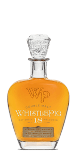 WhistlePig Double Malt 18 Year Old 1st Edition