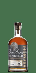Breckenridge Distiller's High Proof Blend Bourbon