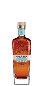 Grander Rye Whiskey Barrel Finished Rum
