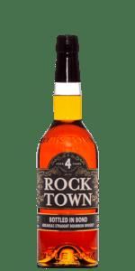 Rock Town 4 Year Old Bottled in Bond Bourbon