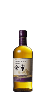 Nikka Yoichi Rum Wood Finish Single Malt