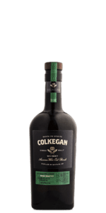 Colkegan Cask Strength Single Malt Whiskey