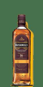 Bushmills 16 Year Old Single Malt