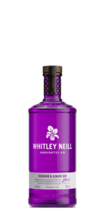 Whitley Neill Rhubarb & Ginger Handcrafted Gin