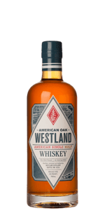Westland American Oak Single Malt Whiskey (Signed by Master Distiller)