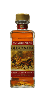 McGuinness Old Canada Whisky