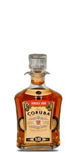 Coruba 18 Year Old Jamaica Rum