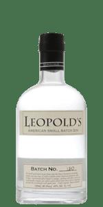 Leopold Bros. American Small Batch Gin