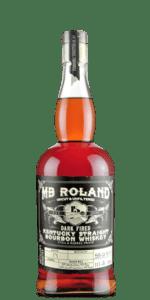 MB Roland Dark Fired Kentucky Straight Bourbon