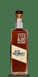 Five & 20 Port Finish Rye Whiskey