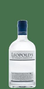 Leopold's Navy Strength Gin