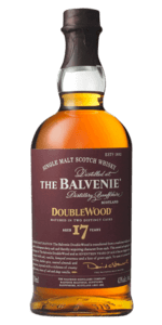 The Balvenie Scotch Single Malt 17 Year Doublewood