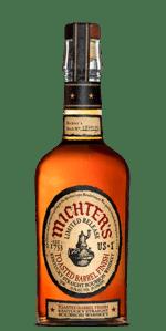 Michter's US*1 Toasted Barrel Finish Bourbon Whiskey