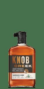 Knob Creek Cask Strength Rye Whiskey