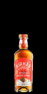 Kirker & Greer 10 Year Old Single Grain Irish Whiskey