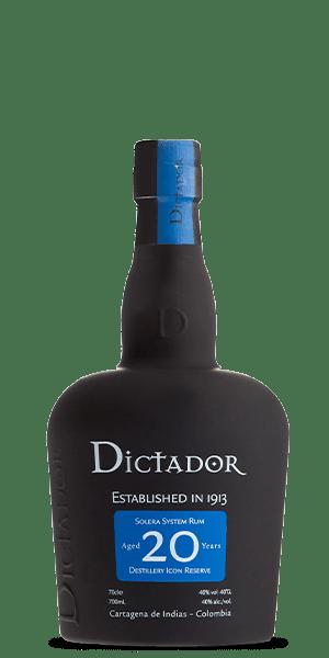 Dictador 20 Year Old Solera System Rum