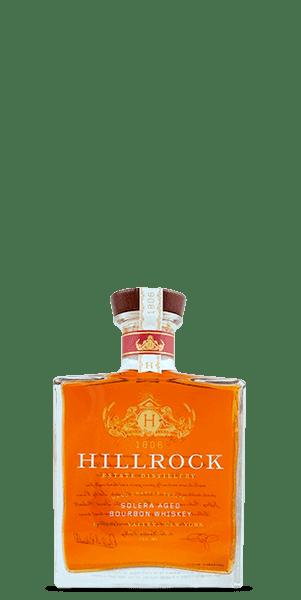 Hillrock Solera Aged Bourbon Whiskey