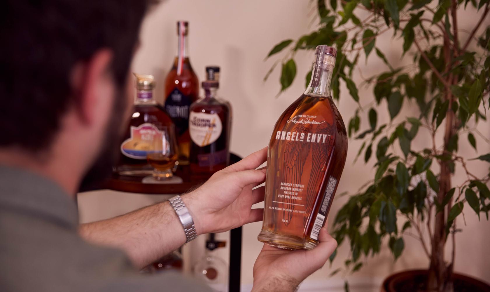 Angels Envy Kentucky Straight Bourbon