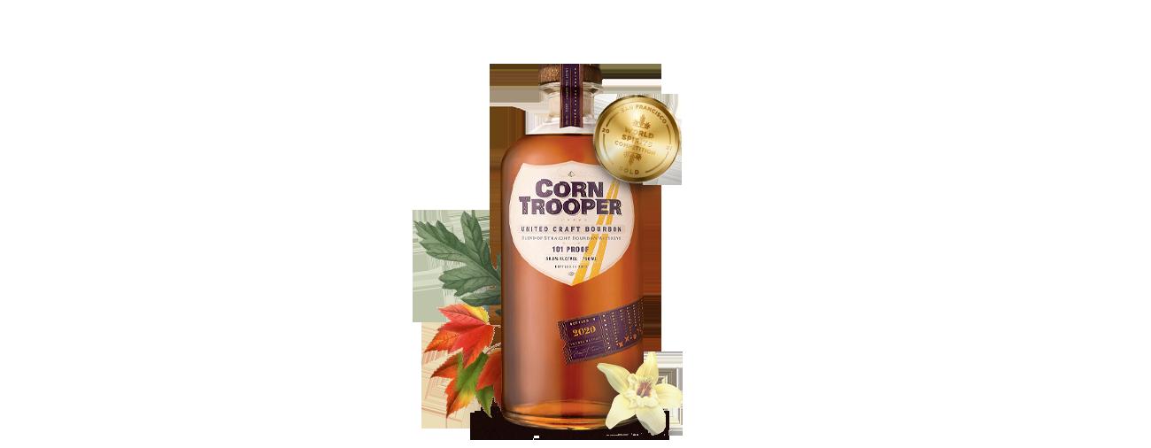 Corn Trooper United Craft Bourbon