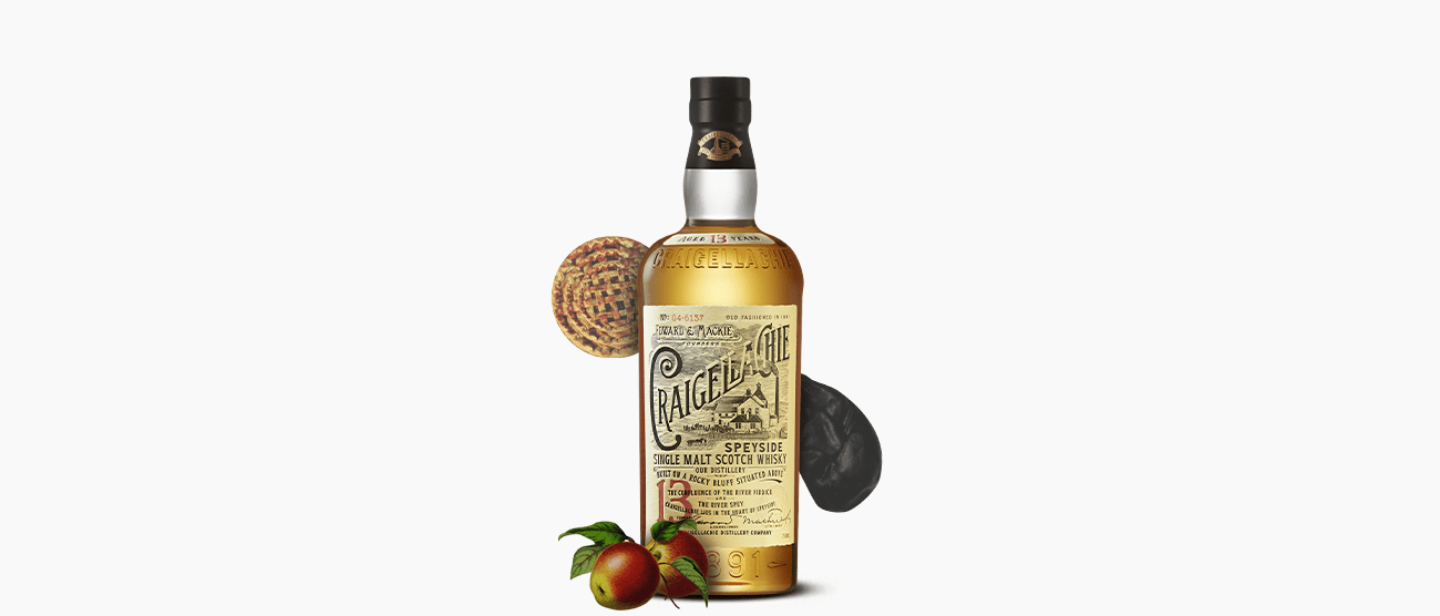 Craigellachie 13 Year Old Single Malt Scotch Whisky