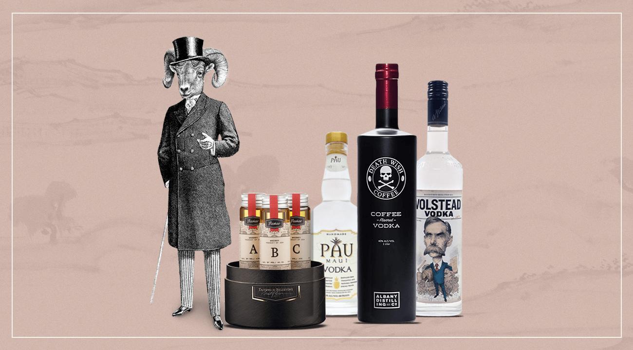 Vodka tasting Box