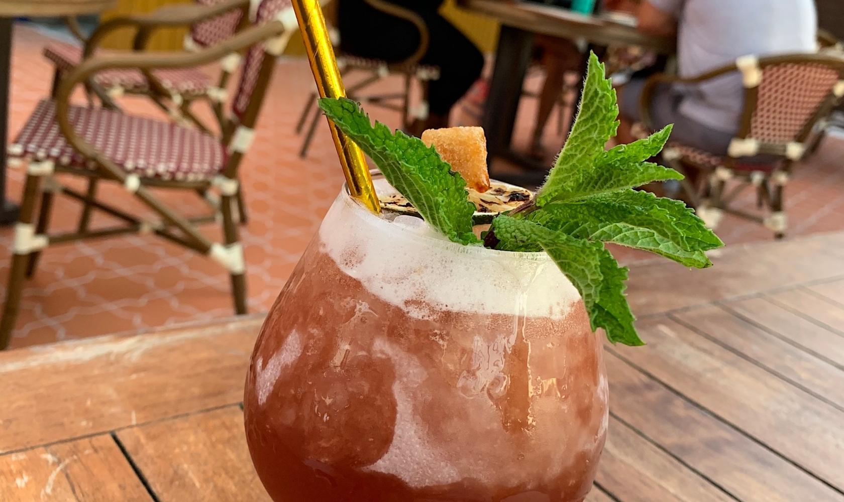 Rum RUnner Cocktail