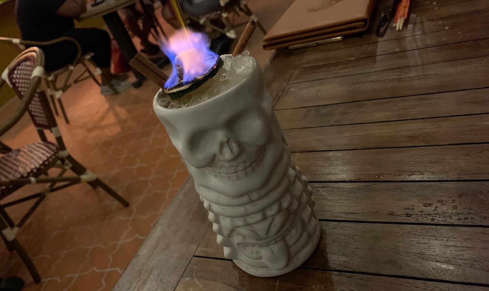 Chief Lapu Cocktail