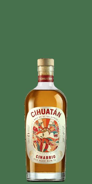 Cihuatán Cinabrio 12 Year Old Rum