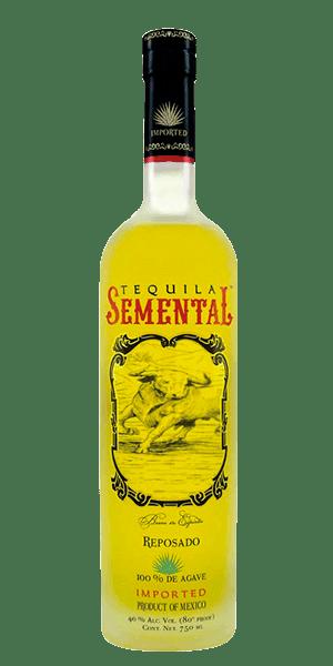 Semental Tequila Reposado