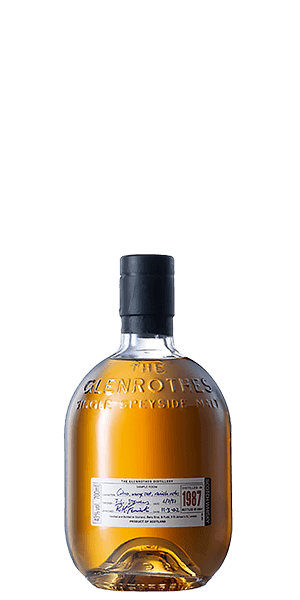 The Glenrothes 12 Year Old Vintage 1987