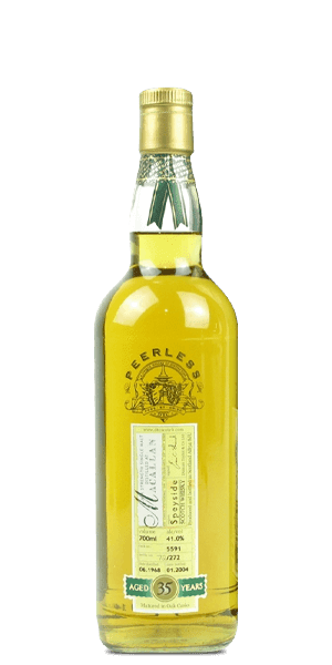 The Macallan 35 Year Old 1968 Duncan Taylor