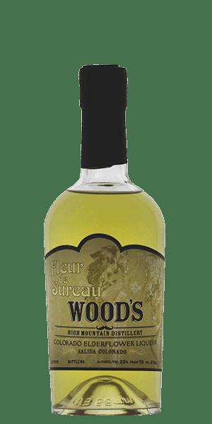 Wood's High Mountain Fleur de Sureau Elderflower Liqueur