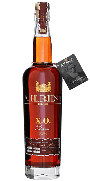 A.H. Riise XO Christmas Rum 2013