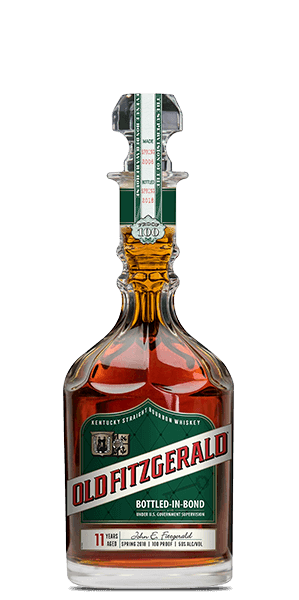 Old Fitzgerald 11 Year Old Bottled in Bond Bourbon