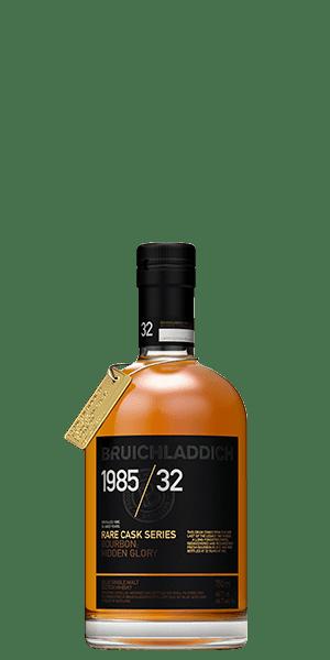 Bruichladdich 32 Year Old 1985 Rare Cask Series: Hidden Glory