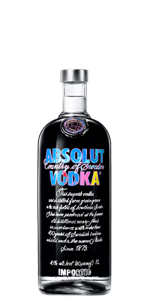 Absolut Vodka Andy Warhol Edition