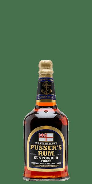 Pusser's British Navy Gunpowder Proof