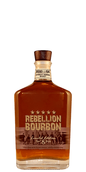 Rebellion 8 Year Old Bourbon