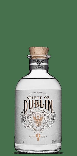 Spirit of Dublin Teeling Irish Poitin