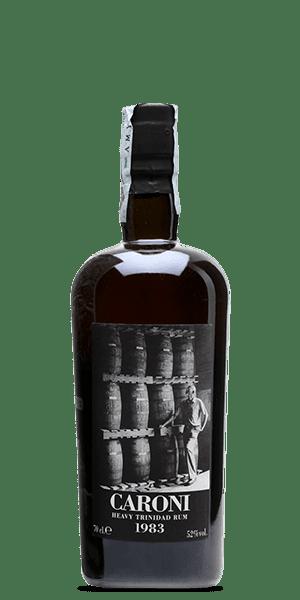 Caroni 1983 22 Year Old Heavy Rum