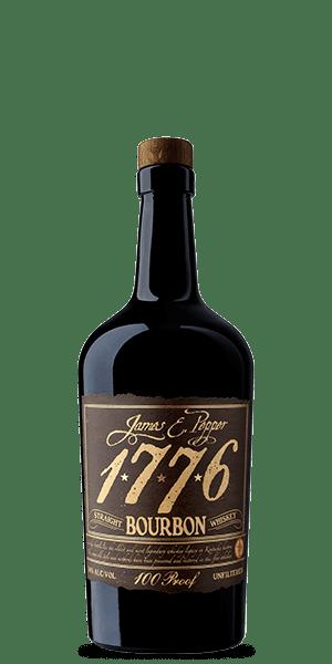 James E. Pepper 1776 100 Proof Bourbon Whiskey