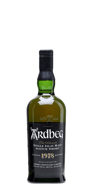 Ardbeg 1978 / 1997 First Release