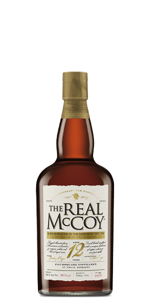 The Real McCoy 12 Year Old Prohibition Tradition