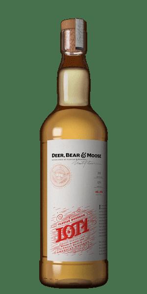 Deer, Bear & Moose Bourbon Lot 1