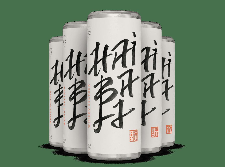 HaiBall Whisky Seltzer (6 Pack)