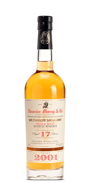 Alexander Murray Miltonduff 17 Year Old 2001