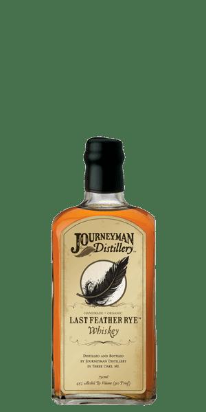 Journeyman Last Feather Rye Whiskey